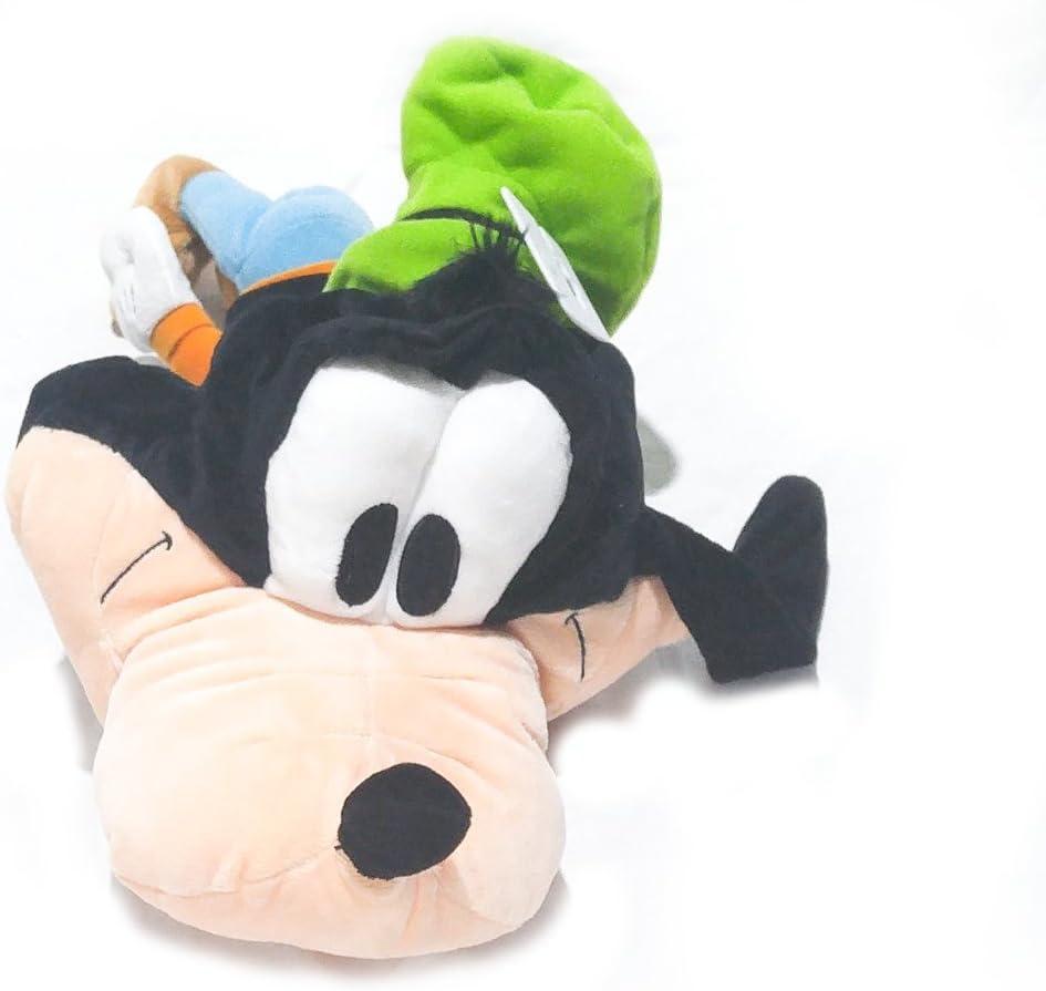 Amazon Com Disney Parks Goofy Head Face Body Adult Size Hat Cap Halloween Toys Games