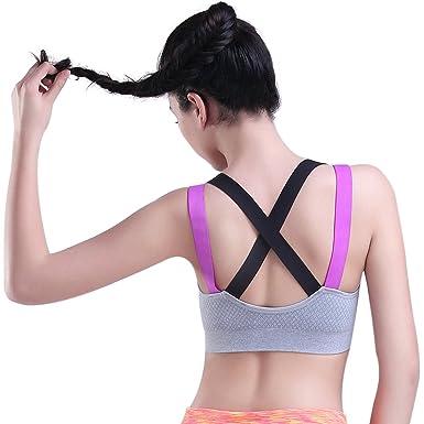 2 sports bras