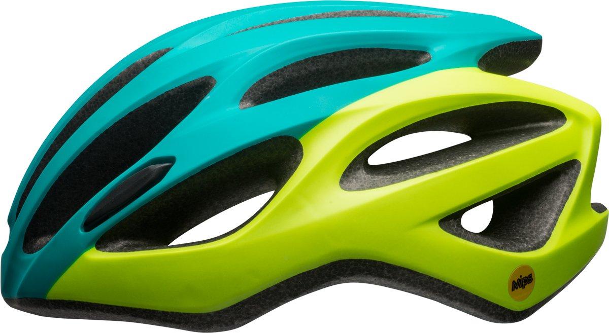 BELL Draft MIPS Fahrrad Helm Gr. 54-61cm grün gelb 2017