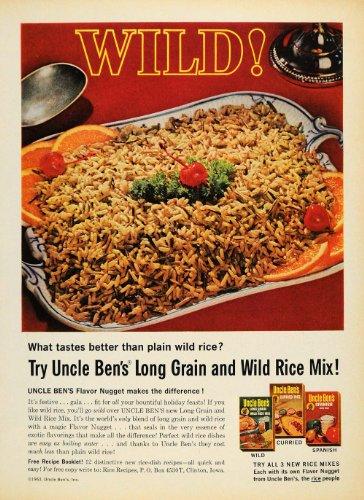 1963-ad-uncle-bens-long-wild-rice-mix-flavor-nugget-original-print-ad