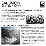 Salomon Faction BOA Mens Snowboard Boots Black Sz