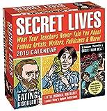 Secret Lives 2019 Day-to-Day Calendar