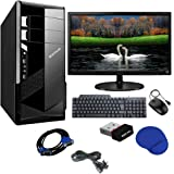 Wintech Assemble All-in-one Desktop PC (15.6-inch LED/500 GB HDD/4 GB Ram/Intel C2D Processor 3.0GHz/G-31 Motherboard)