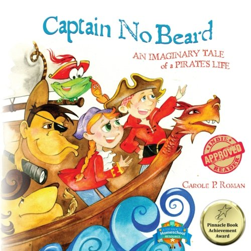 Captain No Beard Imaginary Pirates