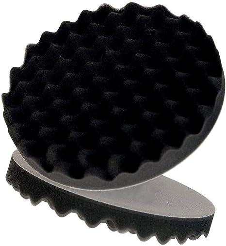 "2 PADS 3M  05725 Foam Polishing Pad 5725 8/"""