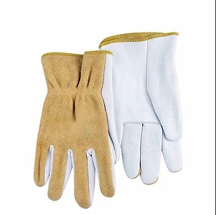 soldadura TIG general de soldadura de alta temperatura guantes resistentes a los cortes equipo de protección