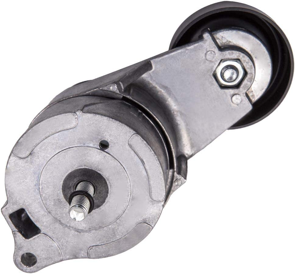 Belts, Hoses & Pulleys Belt Tensioner Assembly with Pulley for ...