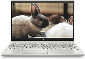 "HP Pavilion 15t Laptop 15.6"" Full HD 1080p IPS BrightView Micro-Edge WLED, Intel Quad-Core i7-8565U Up to 4.6 GHz 16GB RAM 512GB SSD + 1TB HDD, B&O Dual Speakers Backlit Keyboard Win 10"