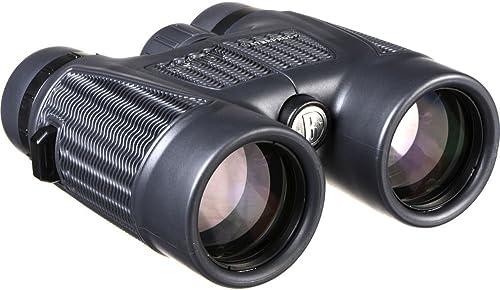 Bushnell 158042C H2O Series Binoculars, 8×42 Black Roof Bak-4, Clam Pack