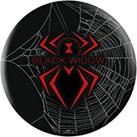 Hammer OTB Black Widow Black Spare Bowling Ball 14lbs
