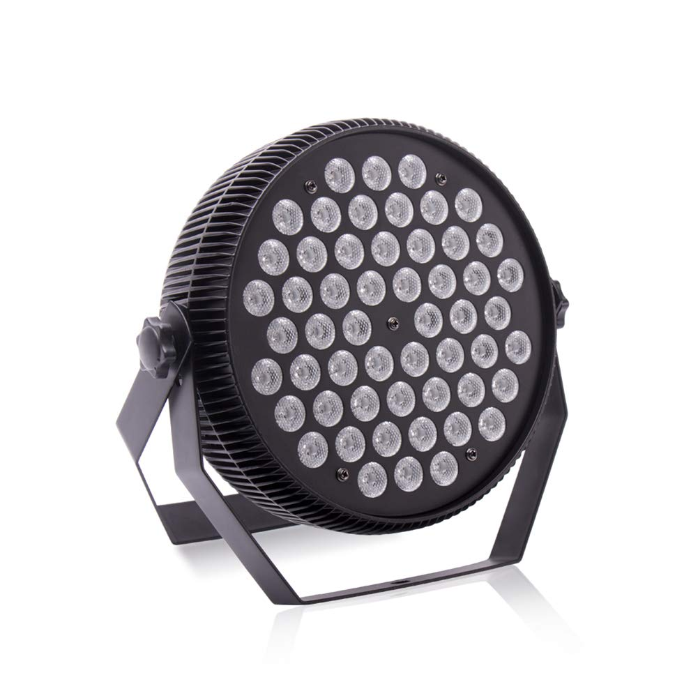U king Stadium luces 54 * 2 W 4 en 1 LED RGBW, incluso DMX512 ...