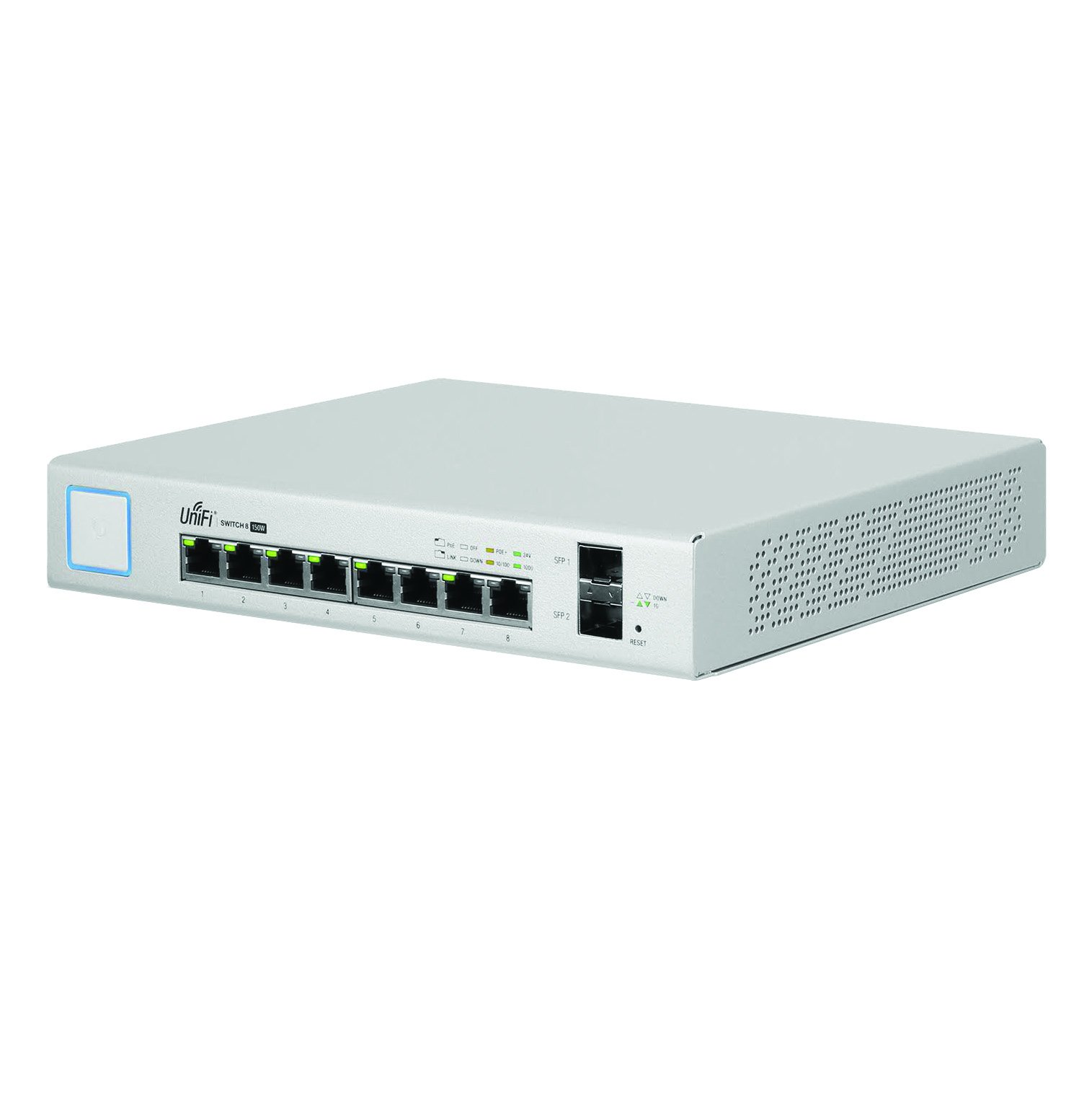 Ubiquiti Networks Networks UniFi Switch 8-Port 150 Watts by Ubiquiti Networks