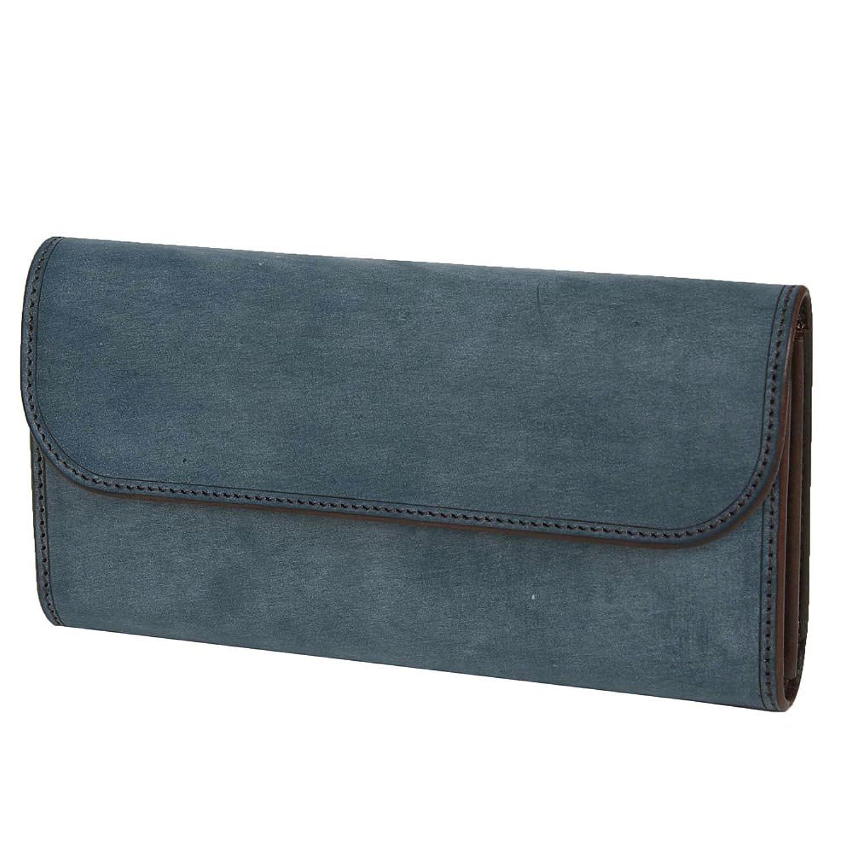 (ファイブウッズ) FIVE WOODS 長財布 [CASK/キャスク] 38057 B012BWG7Q03.ブルー