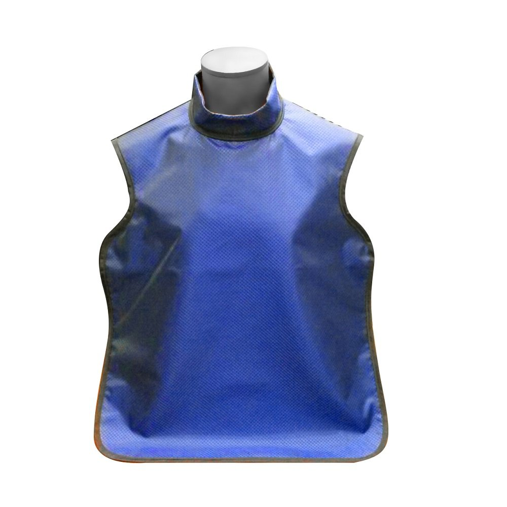 Pevor X-Ray Protection Apron Lead Free Radiation Protection Apron with Collar