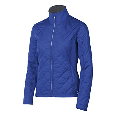 .com : ASICS Women's Thermo Windblocker Jacket : Clothing