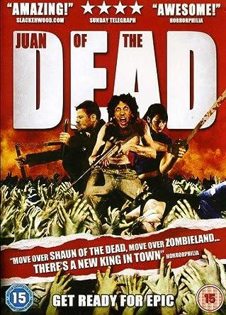 Juan Of The Dead Dvd Amazoncouk Alexis Díaz De Villegas