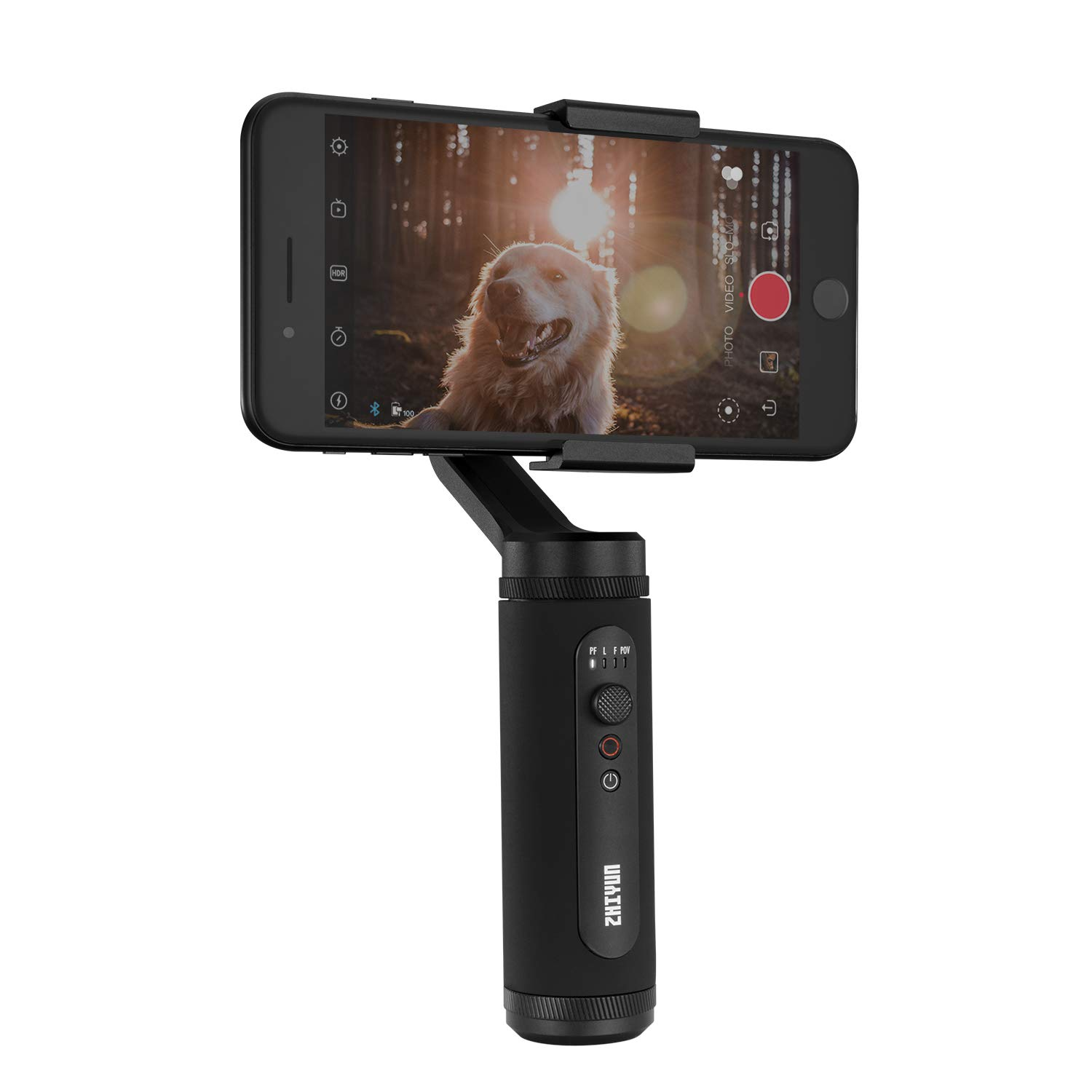 Zhiyun Smooth Q2 [Official] 3-Axis Handheld Smartphone Gimbal Stabilizer by zhi yun