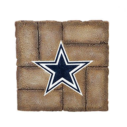 Team Sports America Dallas Cowboys Garden Paver Team Logo Decorative Stepping Stone