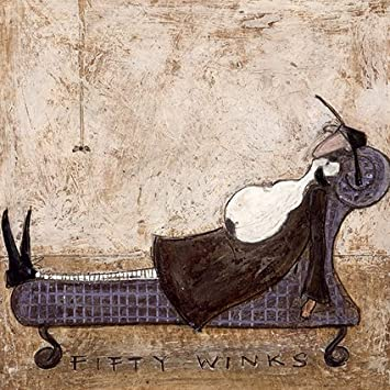 Fifty winks sam toft open greeting card st981 amazon quot fifty winks quot sam toft open greeting card m4hsunfo