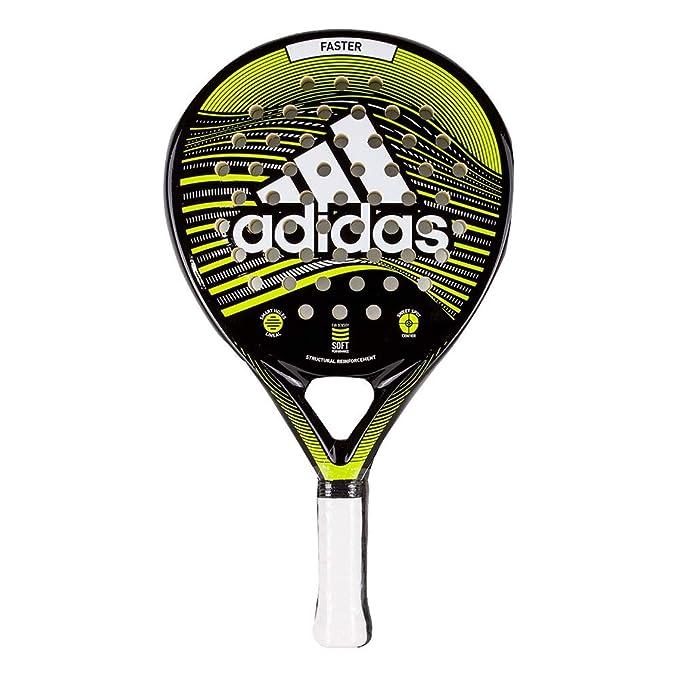 Pala De Padel Adidas Faster Green 1,9: Amazon.es: Deportes y aire ...