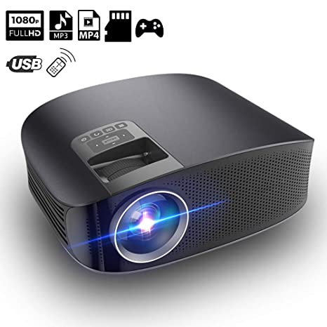 XH Proyector Multimedia Picture Video Projection Soporte 1080P ...