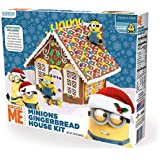 Despicable Me Minions Gingerbread House Kit Pre-baked