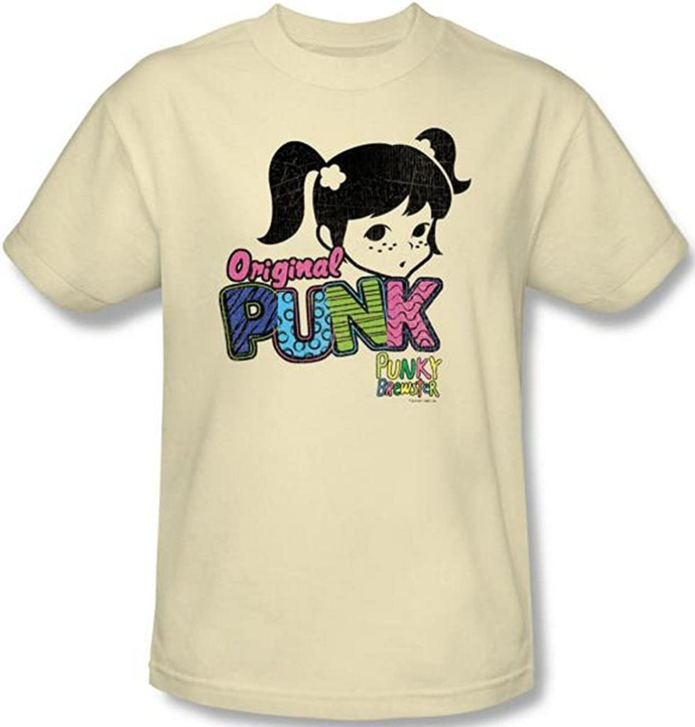 Punky Brewster - Original Punk Men's T-Shirt