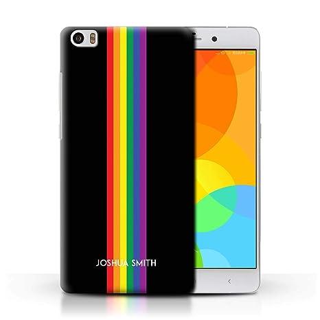 Stuff4® - Funda para teléfono móvil, diseño de Gay Pride ...