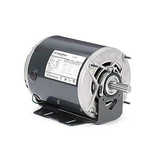 Marathon K277 Fan and Blower Motor, 3 Phase, 3/4 hp, 1800 RPM, 208-230/460V, 3.3-3.0/1.5 amp