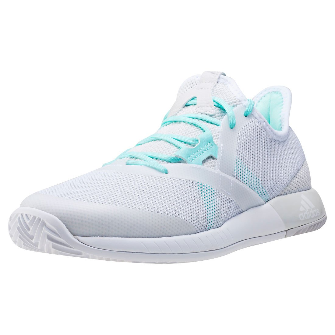 MultiCouleure (Ftwbla   Ftwbla   Griuno) adidas Adizero Defiant Bounce W, Chaussures de Tennis Femme 42 EU