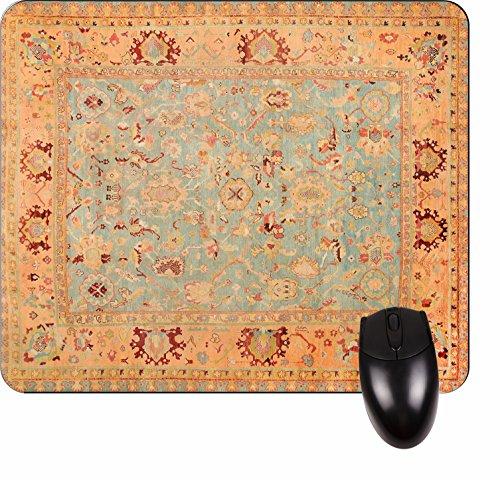 Antique Oushak Rug - Antique Style Faded Persian Rug Print Rosie Parker Inc. TM 8