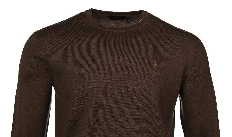 Ralph Lauren Pull Pima col V en Coton pour Homme  Polo RALPH LAUREN   Amazon.fr  Vêtements et accessoires 452896f4d91a