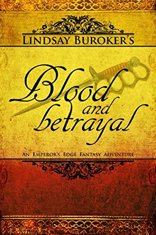 book cover of Blood and Betrayal