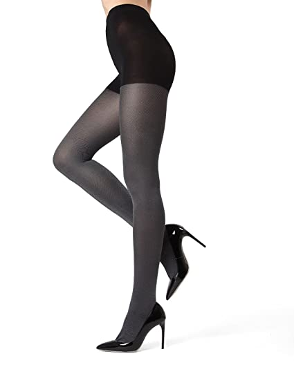 61a423c8aeb4b MeMoi Denim Tights | Women's Hosiery - Pantyhose - Nylons at Amazon Women's  Clothing store: