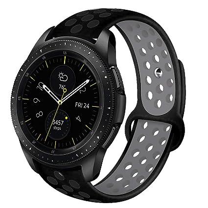 Amazon.com: Gear Sport Band - VIGOSS Soft Silicone Watch ...