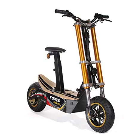 Forca bossman-s 45 km / H Scooter eléctrica EEC : Amazon ...