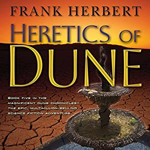Heretics of Dune Audiobook