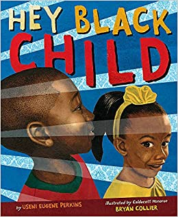 Image result for hey black child book