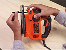 BLACK+DECKER Smart Select Jig Saw
