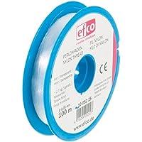 EFCO Polyamide Thread tensile Force Approx. 2,7 kg ø 0,25 mm 100 m Clear, 12 x 5 x 2 cm