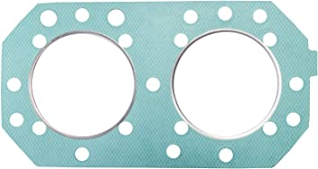 NEW HEAD GASKET COMPATIBLE WITH KAWASAKI PWC 550 JS 1982-1989 SX 1990 11004-3709 11004-3024