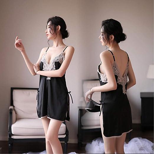 MEN.CLOTHING-LEE Ropa de Dormir para Mujer Corsés para Mujer Falda ...