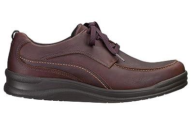 San Antonio shoe Men's SAS, Move On Lace up Shoes Brown 7.5 W