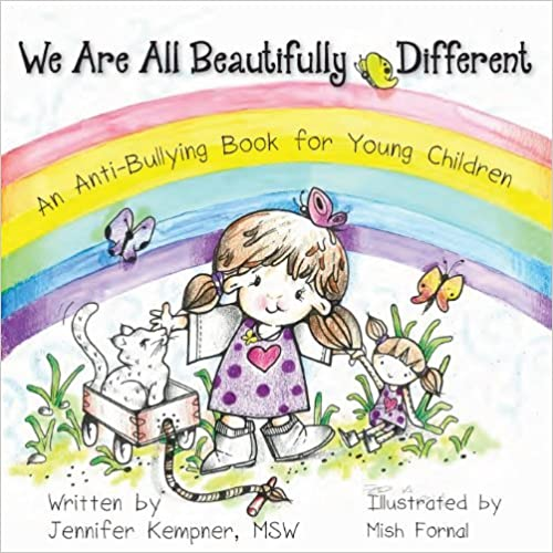 Book We Are All Beautifully Different: An Anti-Bullying Book for Young Children by Lcswr Jennifer Kempner (2013-12-31)