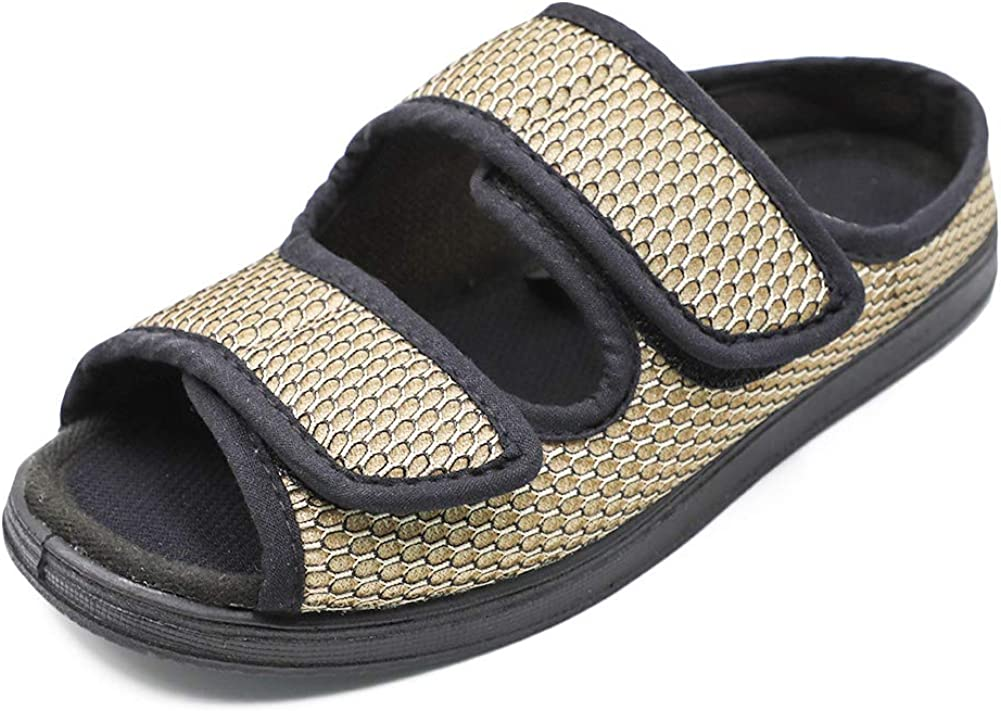 Footwear Open Toe Orthopedic Slippers