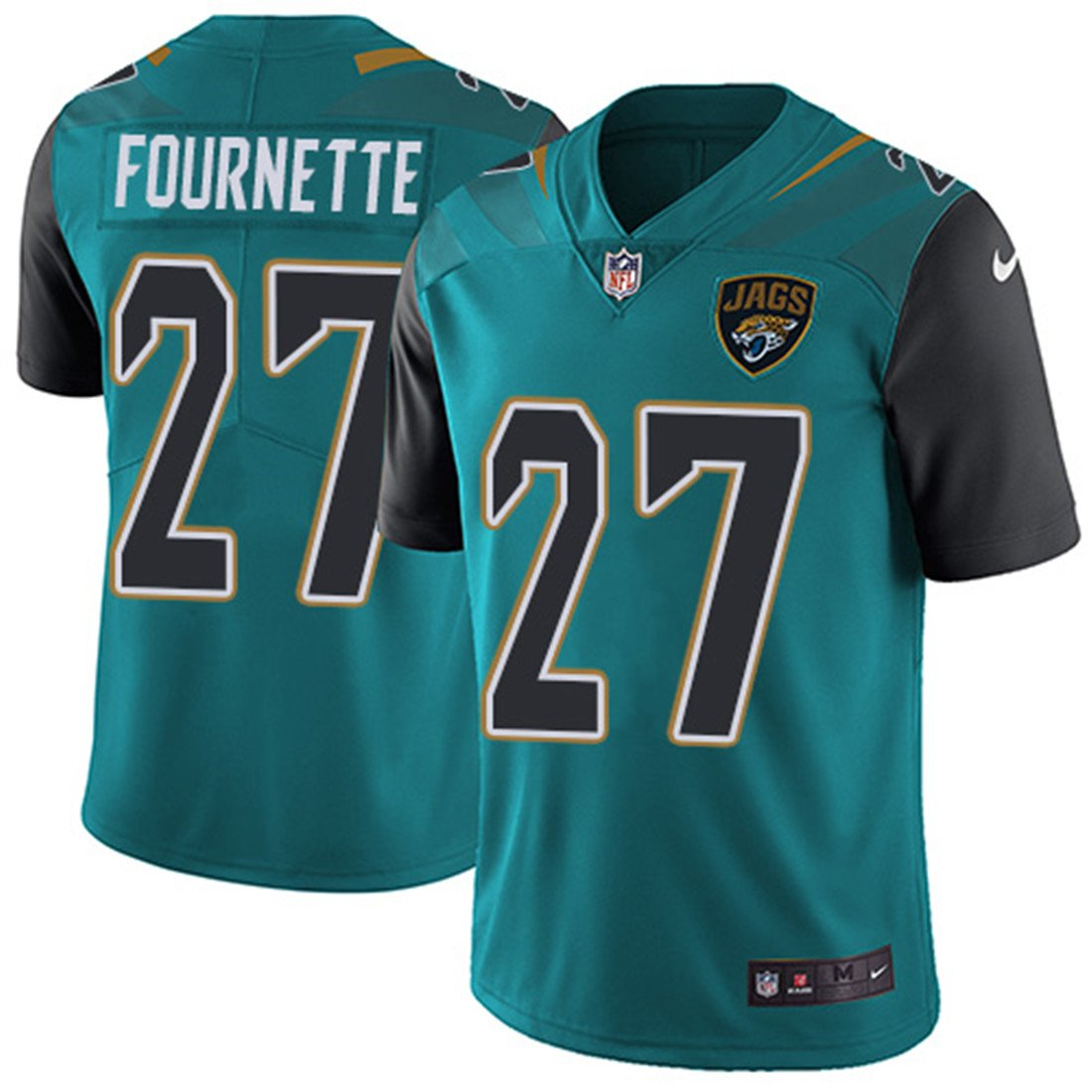 best service 4a2e7 6f1e4 Amazon.com: Nike Leonard Fournette #27 Jacksonville Jaguars ...