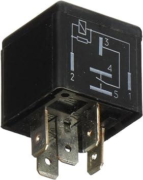 Bosch 0986332022 Mini Relais 12v 60a Ip5k4 Betriebstemperatur Von 40 C Bis 85 C Wechselrelais 5 Pin Relais Auto
