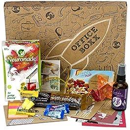 Office Boxx (13 Teile) Büro Geschenk für Kollegen und Mitarbeiter