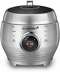 Cuchen IH Pressure Rice Cooker for 6-CUPS CJH-PH0610RCW / Charcoal Coating
