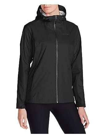 Amazon.com  Eddie Bauer Women s Cloud Cap Lightweight Rain Jacket ... 724b550b30b0